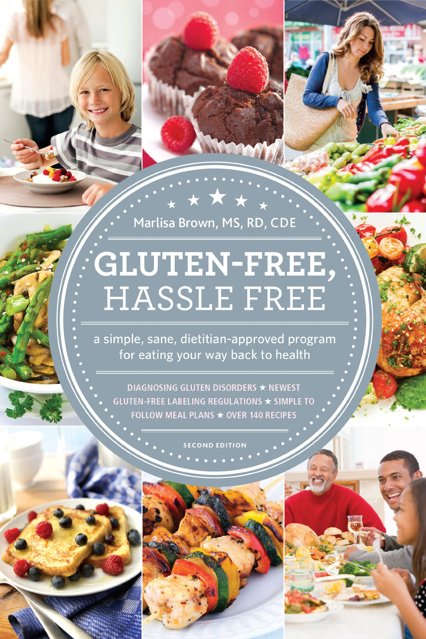 Gluten Free Hassle Second Dietitian Approved product image