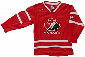 Team Canada Children s IIHF Swift Replica Red Hockey Jersey (3 ... e7d160eba2c