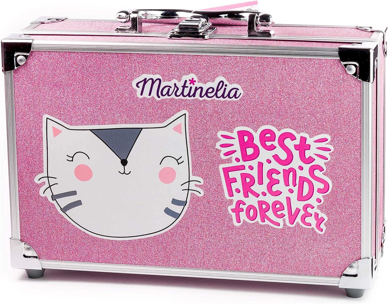Naypes Martinelia Best Friends Forever Maletin Maquillaje 100 ml: Amazon.es: Belleza
