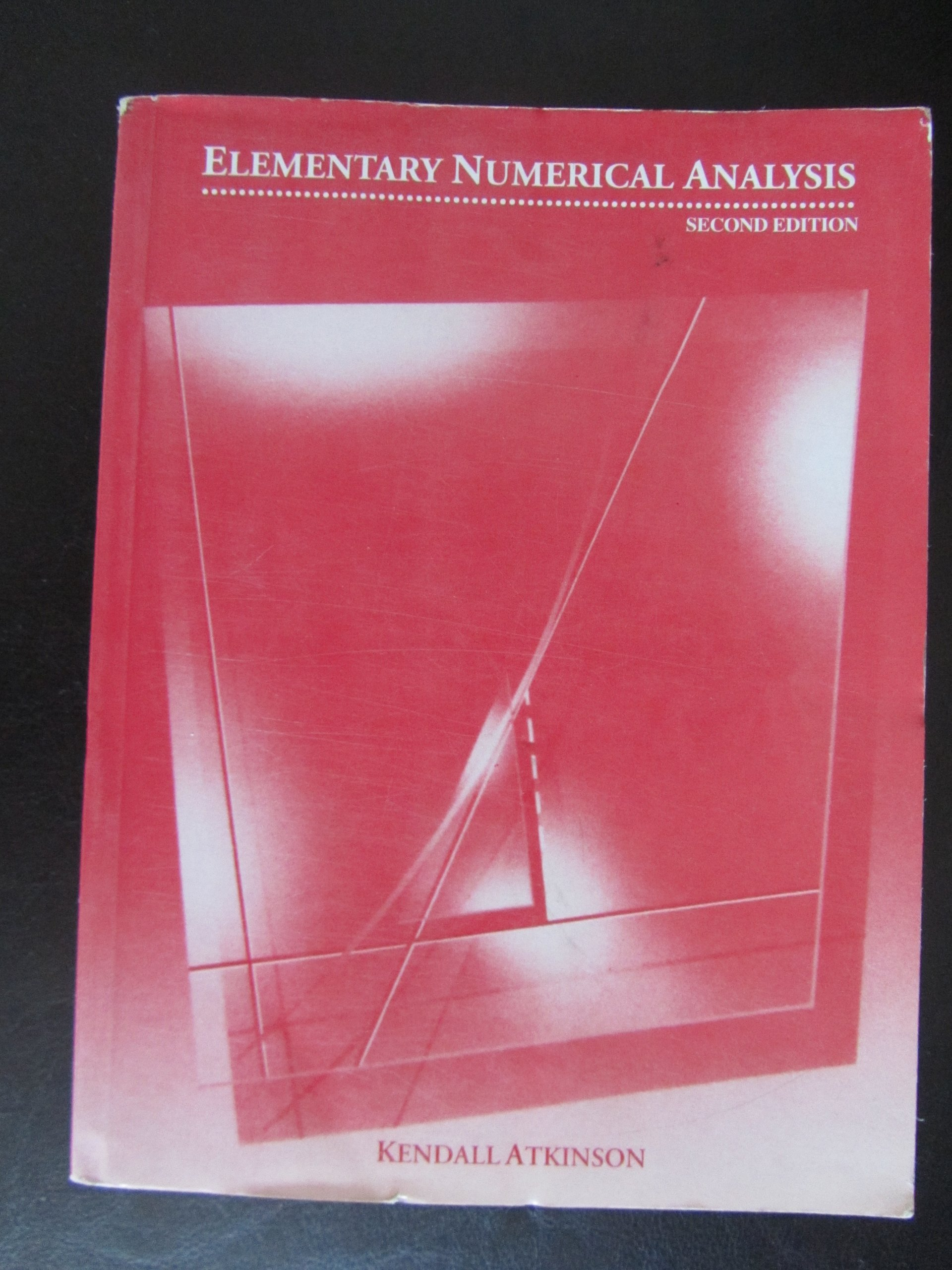 elementary numerical analysis second edition kendall atkinson rh amazon com  Numerical Machine Embroidery Designs