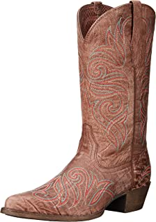 Amazon.com | Ariat Women's Heritage Western R Toe Western Cowboy ...
