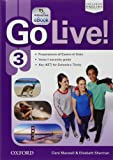 Go live. Student's book-Workbook-Trainer. Per la Scuola media. Con CD Audio. Con e-book. Con espansione online: 3
