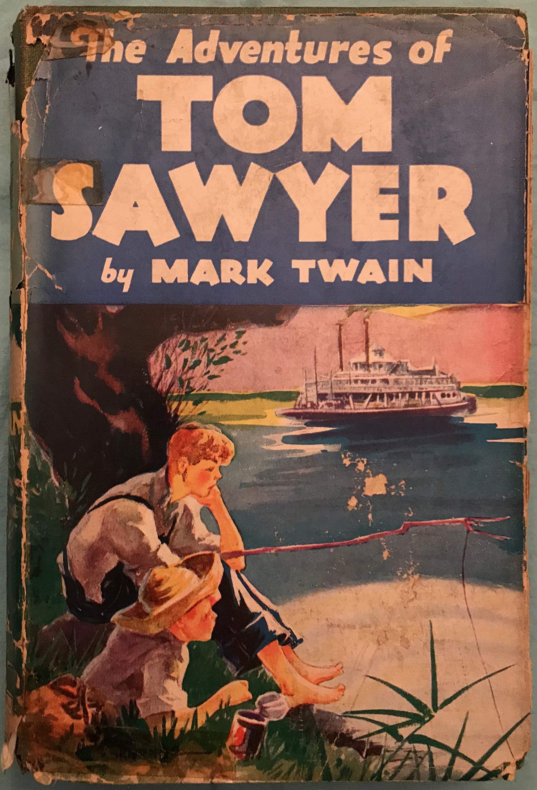 TOM SAWYER MOVIE POSTER 1930 Jackie Coogan VINTAGE 8