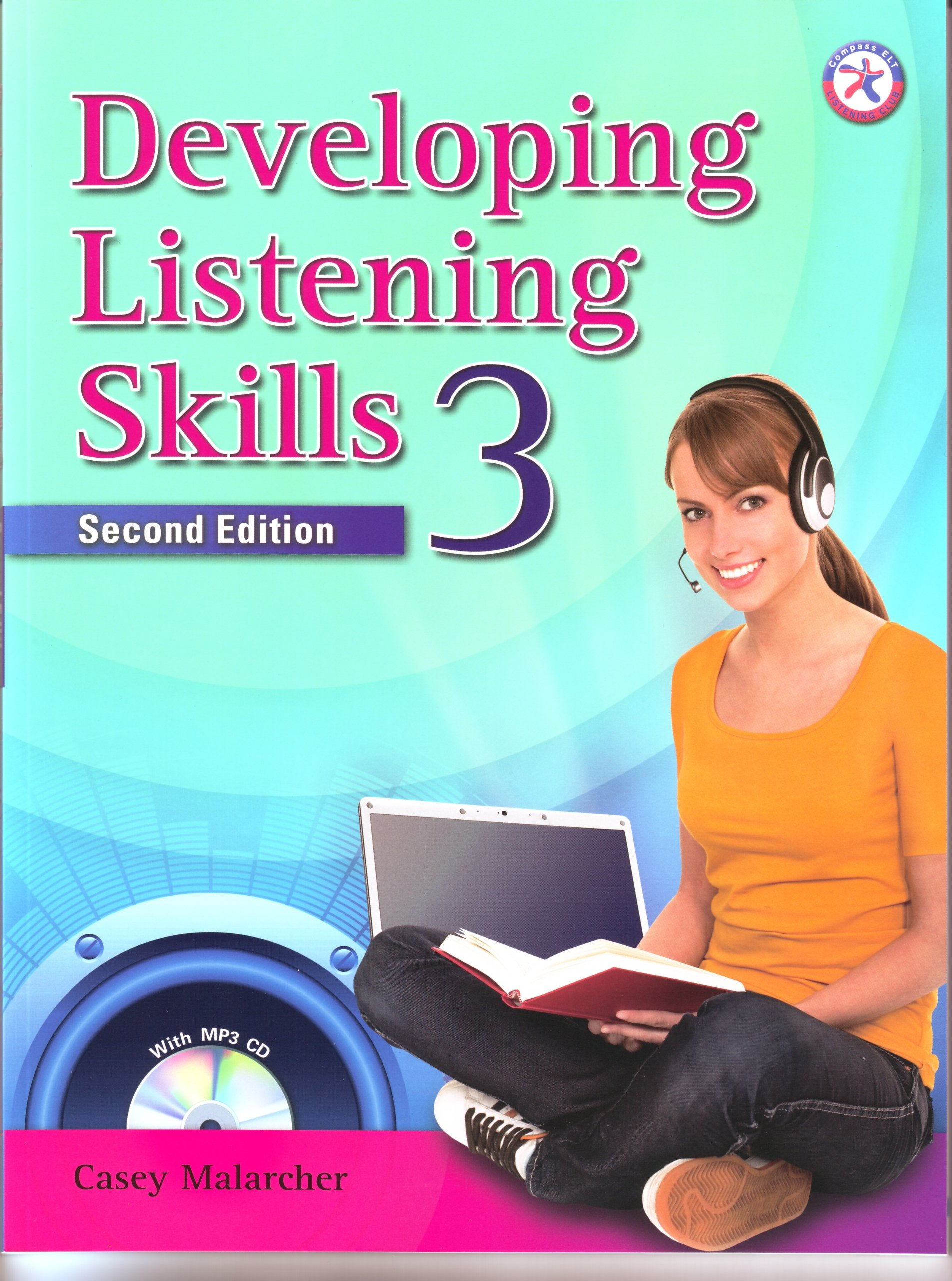 Download Developing Listening Skills 3, Second Edition (Intermediate Listening Comprehension with MP3 Audio CD) pdf epub
