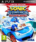 Sonic & All Stars Racing Transformed: Limited Edition [Edizione: Regno Unito]