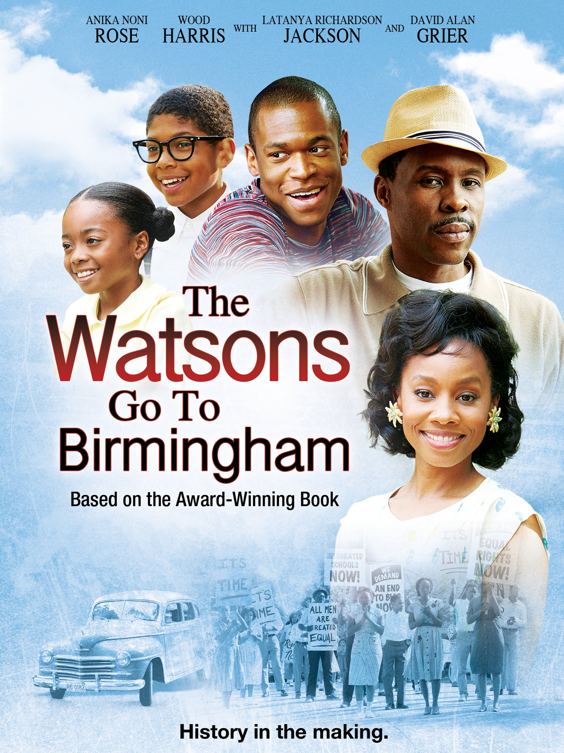 Birmingham pdf watsons go to the