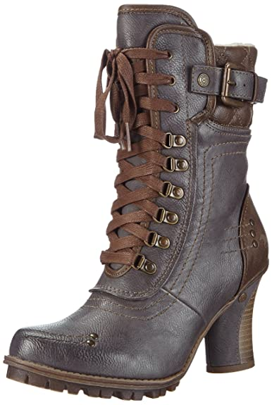 Marques Chaussure femme Mustang shoes femme Roxane Sol