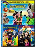 Hotel Transylvania Collection 1-3  (3 DVD)