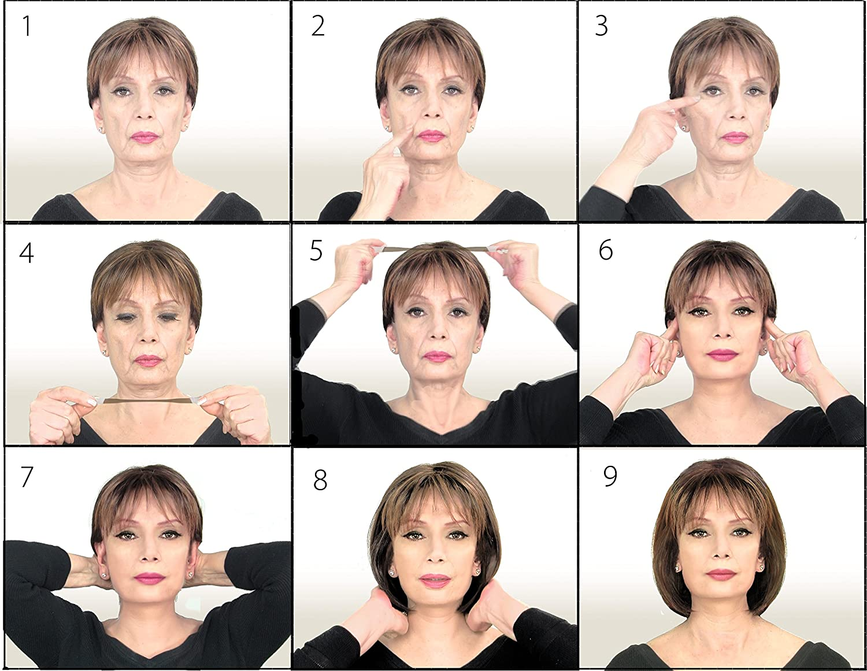 Geliefde Amazon.com: Secret Lift Pro - Face and Eye Lift (Light Hair): Beauty LG38