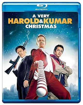 Harold And Kumar Christmas.Amazon Com A Very Harold Kumar Christmas Blu Ray John