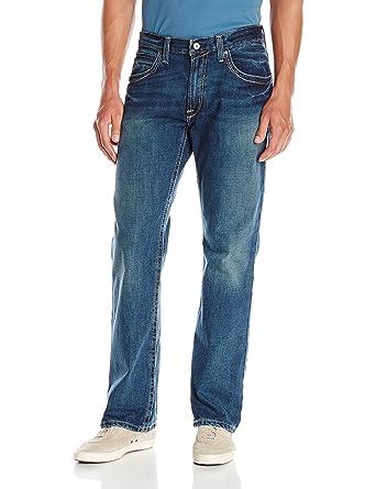 Ariat Men's M4 Low Rise Boot Cut Jean, Gulch, 28x32