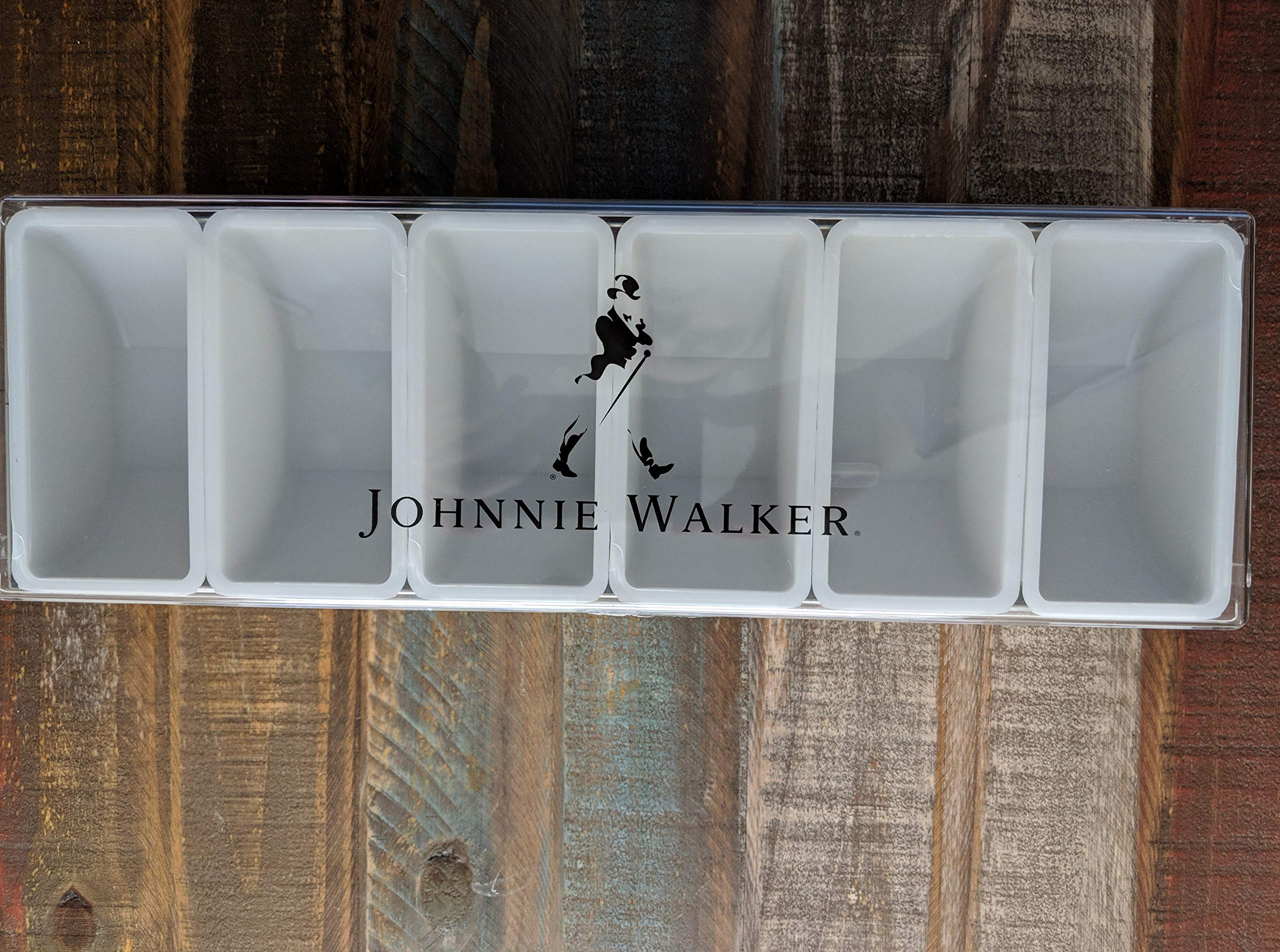 Johnnie Walker Condiment Caddy