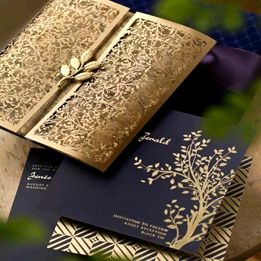 Best Wedding Invitation Ideas]()