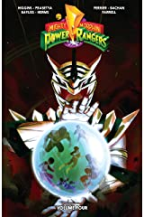 Mighty Morphin Power Rangers Vol. 4 Kindle Edition