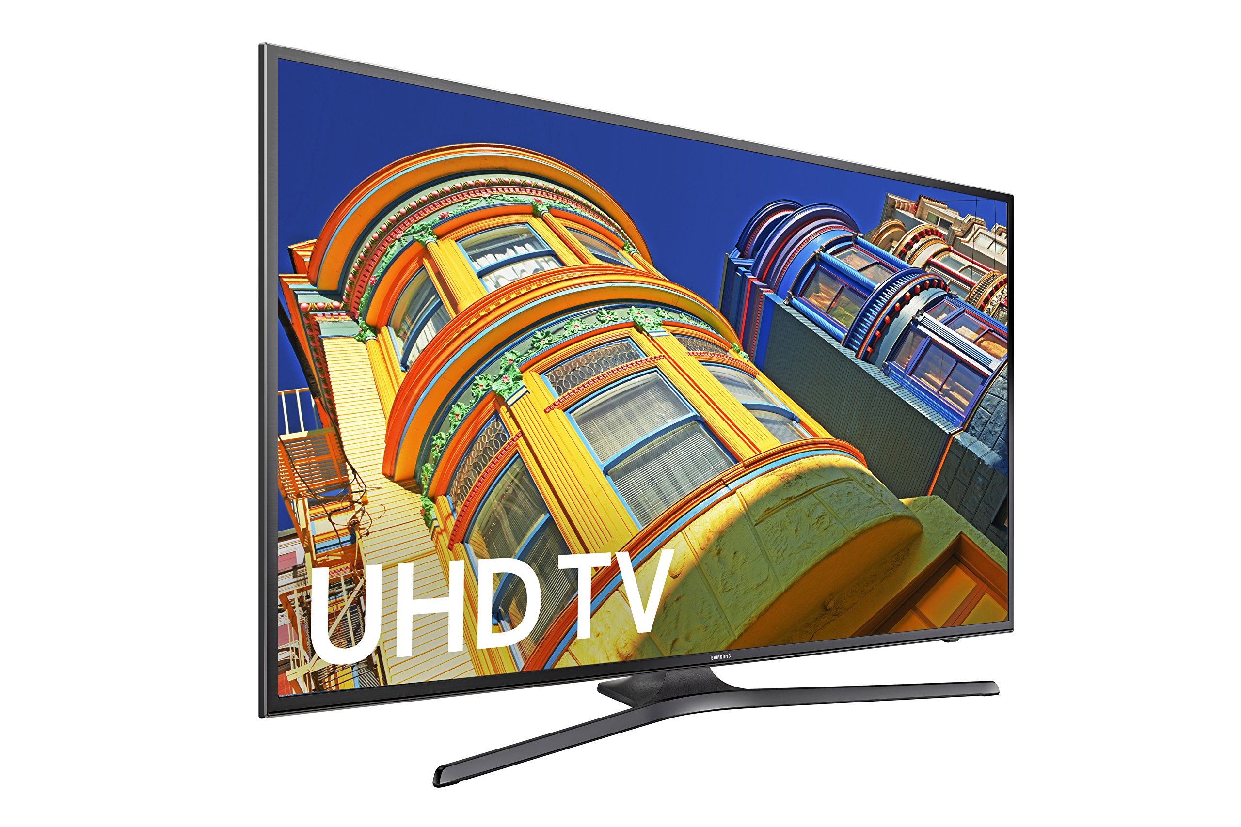 Samsung UN65KU6300 65-Inch 4K Ultra HD Smart LED TV (2016 Model)