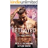 Betrayed: An MM Shifter Mpreg Romance (The Lost Wolves Book 1)