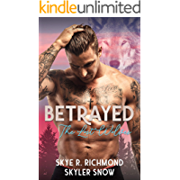 Betrayed: An MM Shifter Mpreg Romance (The Lost Wolves Book 1) book cover