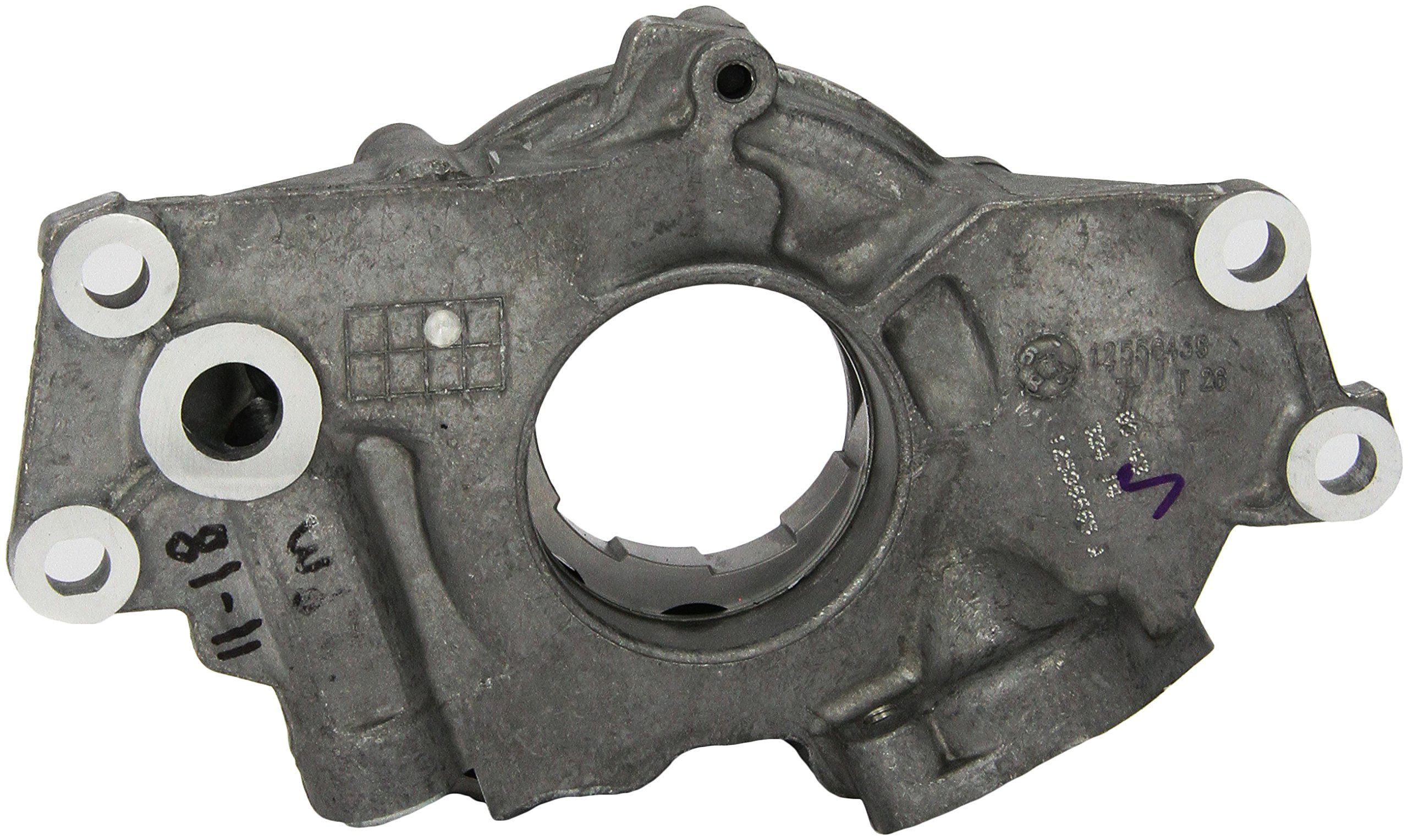 Genuine GM Performance 12586665 Oil Pump by Genuine GM