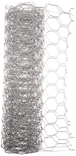 MD Hobby & Craft 57513 Chicken Wire, 2 by 8-Feet