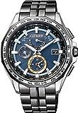 [シチズン]CITIZEN 腕時計 ATTESA アテッサ Eco-Drive エコ・ドライブ 電波時計 日中米欧電波対応 30周年記念限定モデル AT9105-58L メンズ