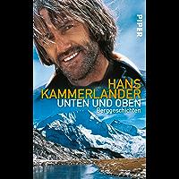 Unten und oben: Berggeschichten (German Edition)