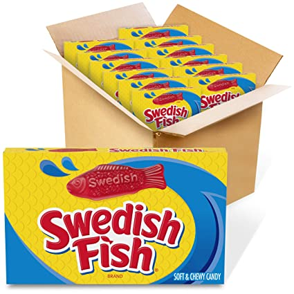 SWEDISH FISH Soft & Chewy Easter Candy
