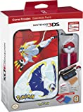 Nintendo 3DS Pokemon Sun & Moon Starter Kit – Solgaleo and Lunala with PokeBall Stylus - Nintendo 3DS (Discontinued by Manufacturer)