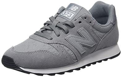 new balance in grau