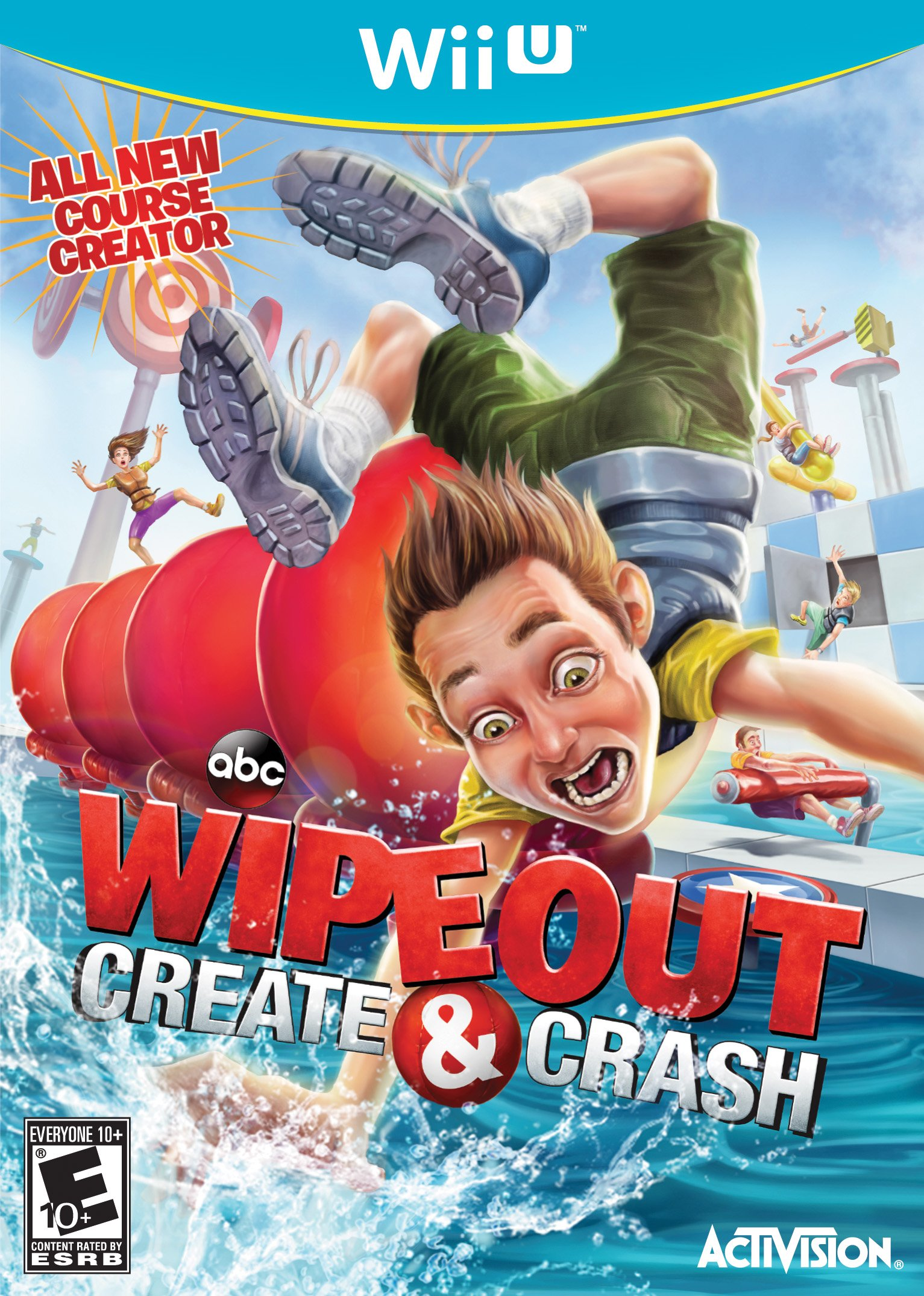 Wipeout: Create & Crash - Nintendo Wii U