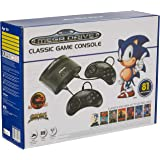 SEGA Console Megadrive Plus 81 Games and 2 Controllers (Electronic Games)