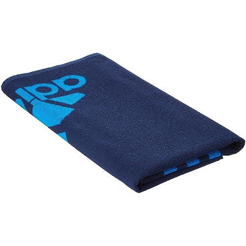 Adidas - Toalla unisex, color azul (Conavy/Shoblu), talla única