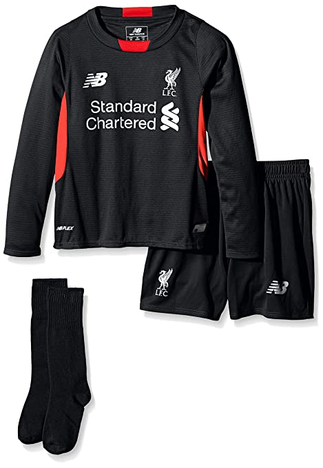 Warrior Sports 2015-2016 Liverpool Home Goalkeeper Mini Kit  Amazon.co.uk   Sports   Outdoors 5cc44114e