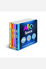 Baby University ABC's Board Book Set: Four Alphabet Board Books for Toddlers (Baby University Board Book Sets) Board book