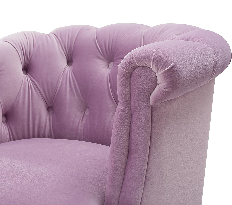 Amazon Jennifer Taylor Home Accent Chair Lavender Hand