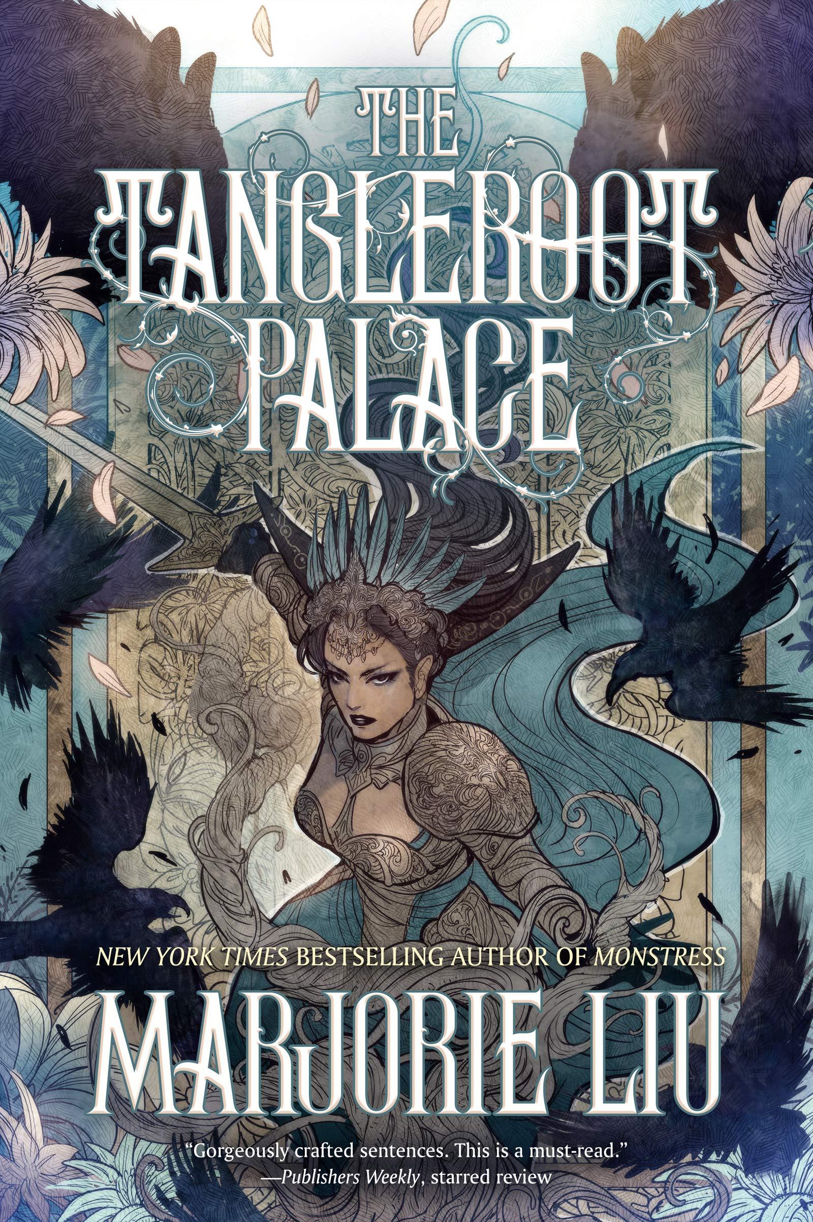 The Tangleroot Palace: Stories: Liu, Marjorie: 9781616963521: Amazon.com:  Books