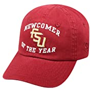 newest a4715 4dee5 Top of the World Florida State Seminoles Official NCAA Adjustable Infant  Newcomer Hat Cap by 739557