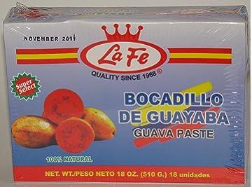 La Fe Tumes - Bocadillo de Guayaba - Colombia