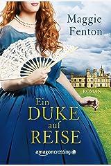 Ein Duke auf Reise (German Edition) Kindle Edition