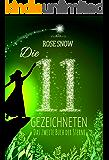 Die 11 Gezeichneten: Das zweite Buch der Sterne (Die Bücher der Sterne 2) (German Edition)
