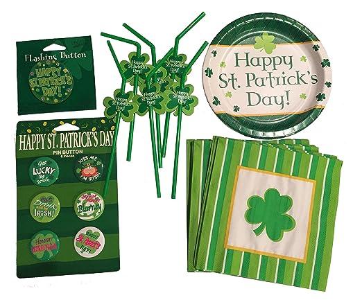 St. Patrick's Day Party Kit