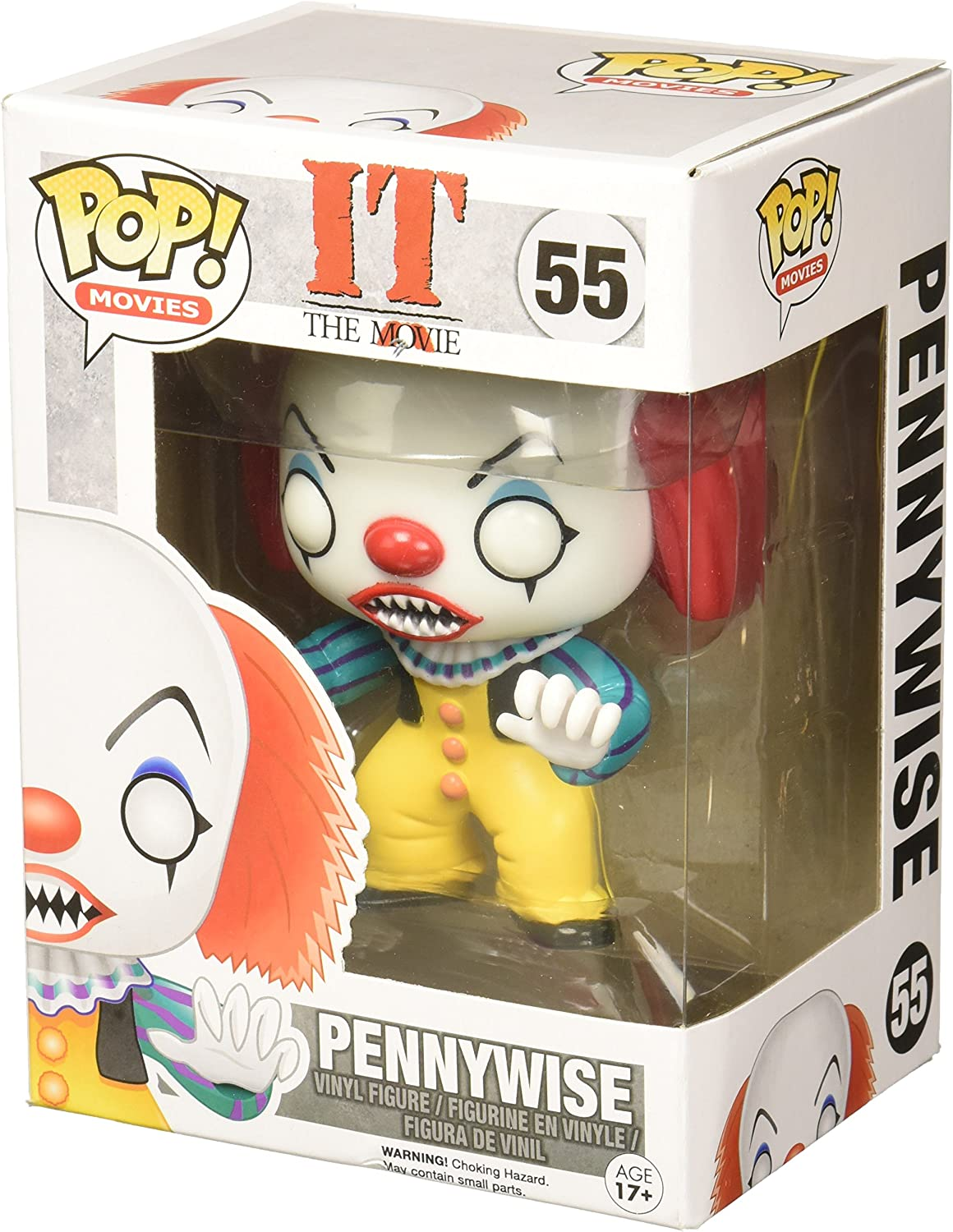 Funko Pop Movies ça It Pennywise: Funko Pop! Movies:: Amazon.es: Juguetes y juegos