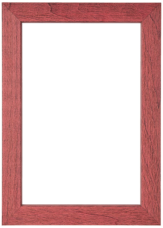 絵画フレーム グレー 素朴なアンティーク風幅1.25インチ。 20 x 30