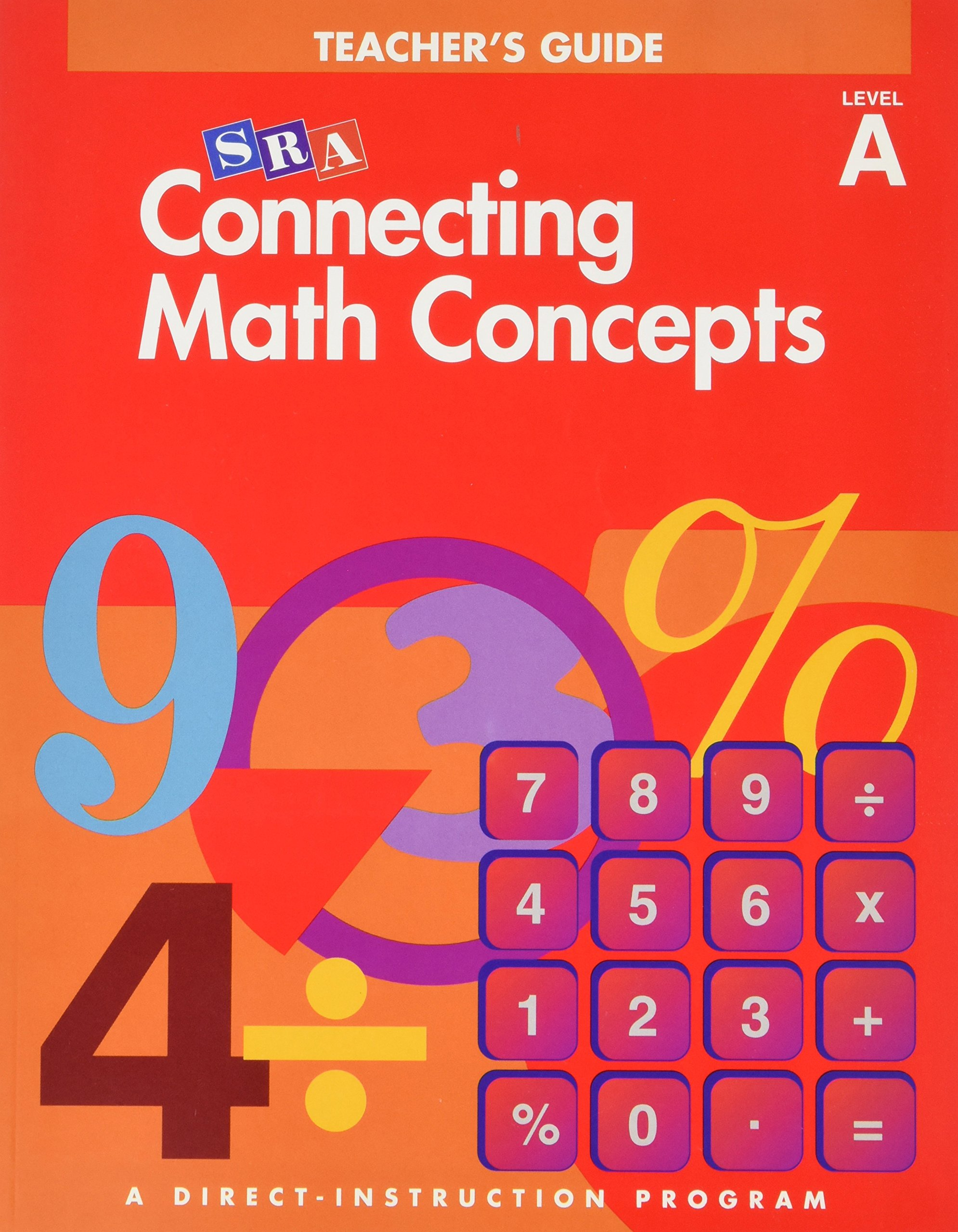 Download SRA Connecting Math Concepts Teacher's Guide Level A PDF