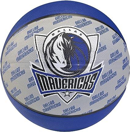 Spalding Basketball Team Ball Dallas Mavericks, 73-946z - Pelota ...