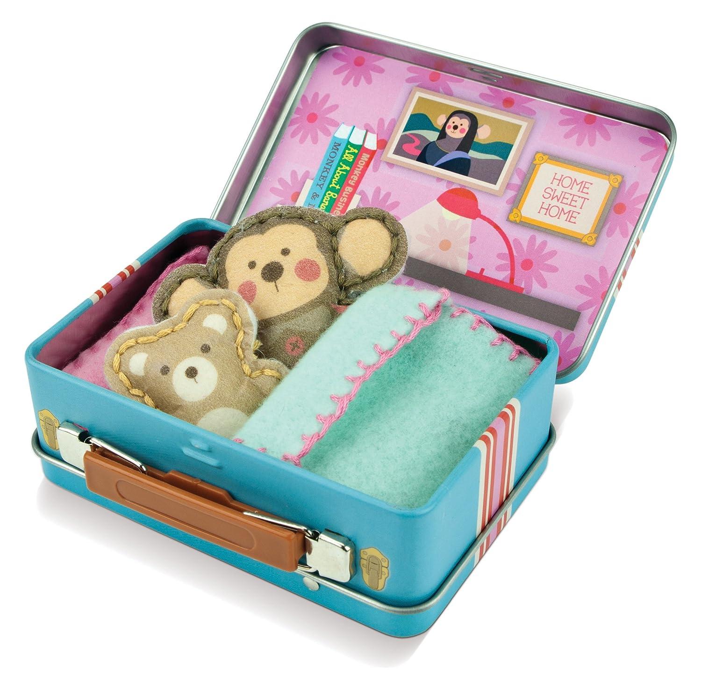 Monkey My Studio Girl Travel Buddies