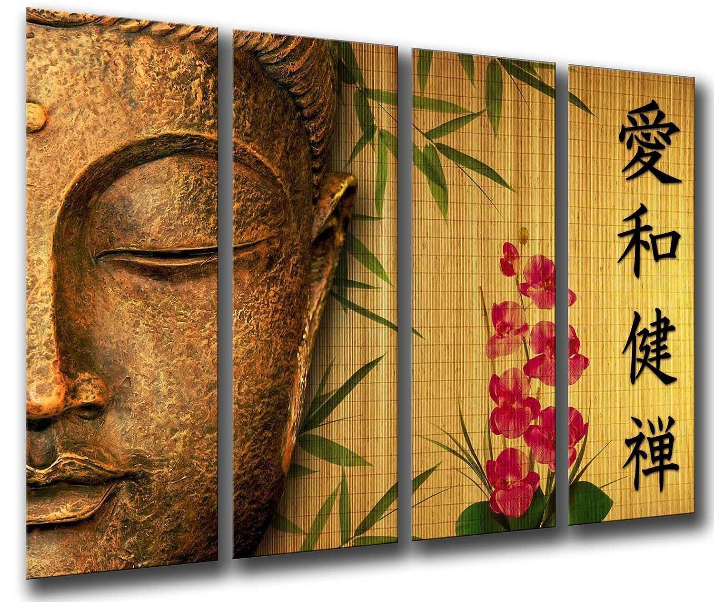 Cuadros Camara MULTI Wood Printings Art Print Box Framed Picture Wall Hanging - (Total Size: 51,6