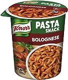Knorr Snack Bar Pasta Snack Bolognese-Sauce 1 Portion (8 x 66 g)