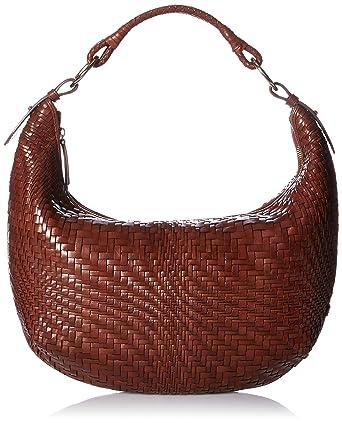 4c91f633a6 Amazon.com: Cole Haan Genevieve Top Zip Hobo, SEQUOIA: Clothing