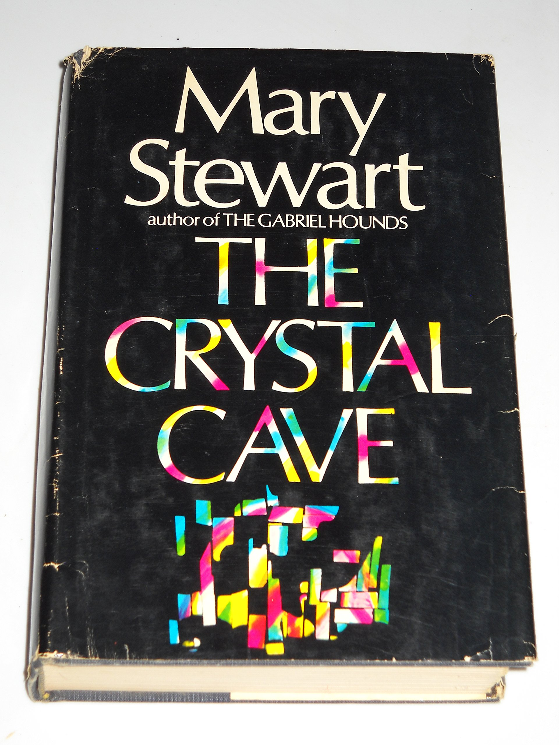 The Crystal Cave, stewart, mary