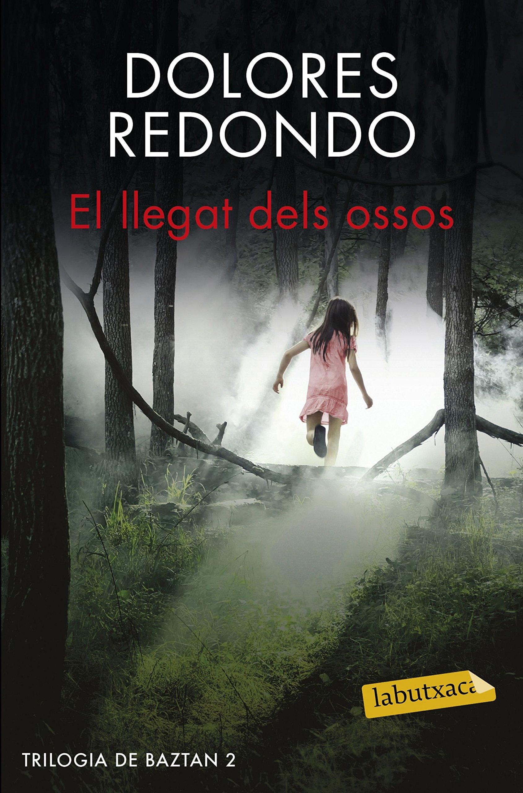 El llegat dels ossos: Trilogia de Baztan 2 LABUTXACA: Amazon.es ...